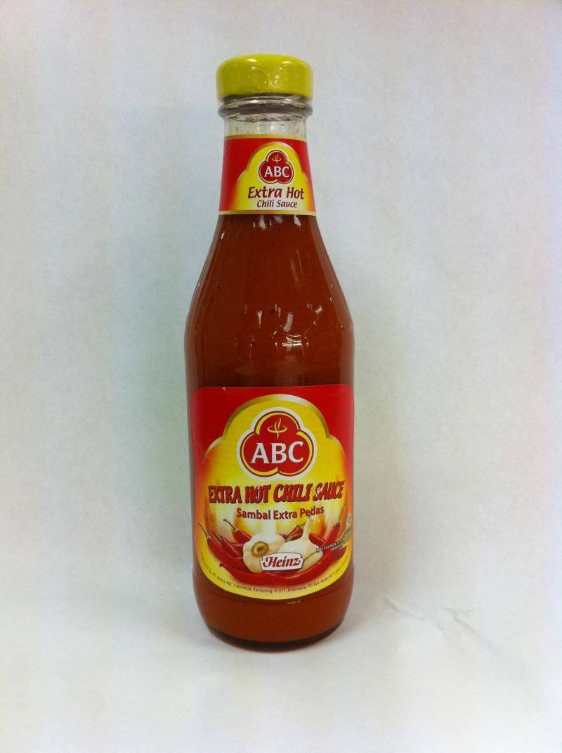 ABC Extra Hot Sauce